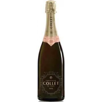 Champagne Collet Rosé Brut