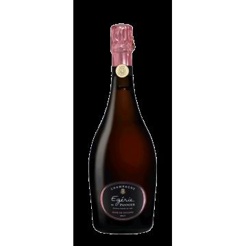 Champagne Pannier Egérie rosé de saignée
