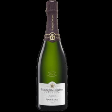 Champagne Beaumont des Crayères Fleur...