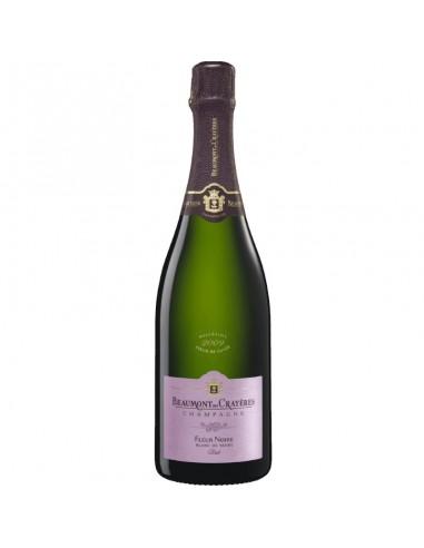 Champagne Beaumont des Crayères Fleur Noire