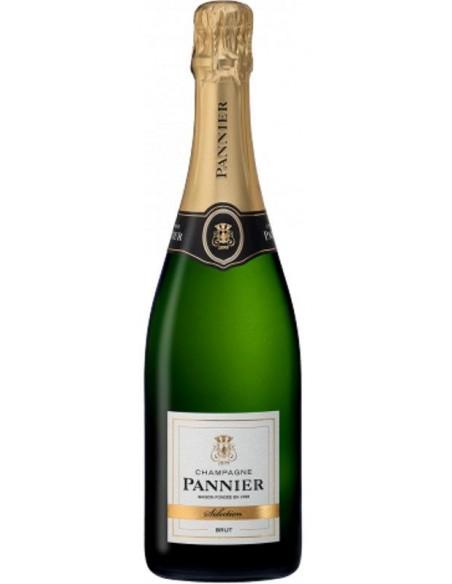 carton Champagne Pannier Brut Sélection