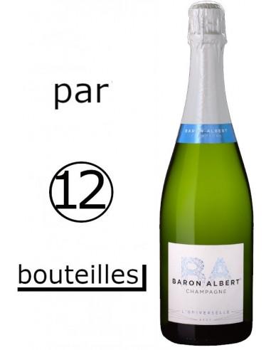 (Par carton de 12 bouteilles) Baron...