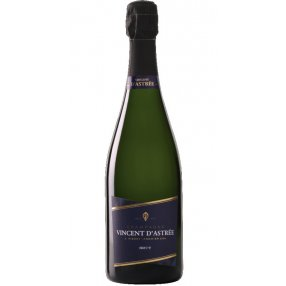 Champagne Vincent D'Astrée brut premier cru