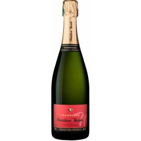 Champagne brut réserve Carte Rouge Naudé