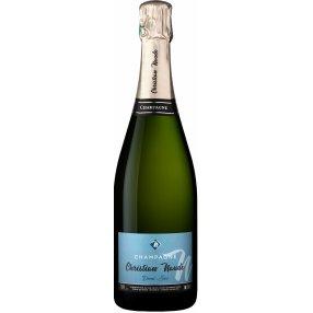 Champagne demi-sec Christian Naudé