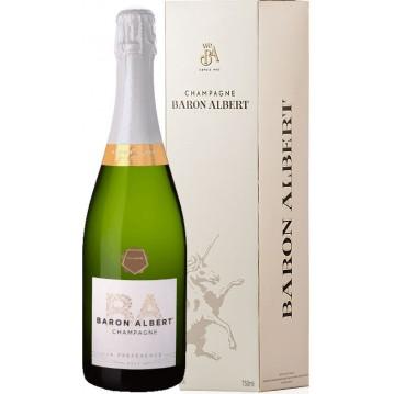 Champagne Baron Albert la...